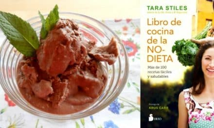 Helado choco-coco-menta. La cocina de la «NO-dieta» de Tara Stiles