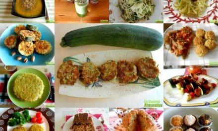 16 recetas con CALABACÍN para no aburrirse