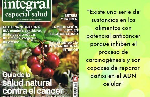 Guía de la salud natural contra el cáncer