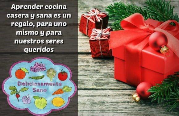 El mejor regalo: aprender cocina casera y saludable