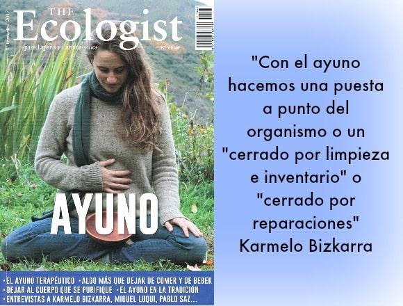 AYUNO terapéutico: monográfico de la revista The Ecologist 68