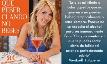 «Sin alcohol te lo puedes pasar bien e integrar perfectamente» Entrevista a Meritxell Falgueras