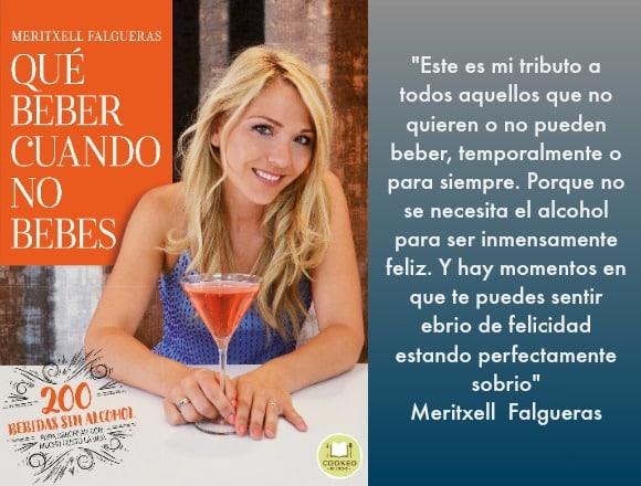 """""""Sin alcohol te lo puedes pasar bien e integrar perfectamente"""" Entrevista a Meritxell Falgueras"""