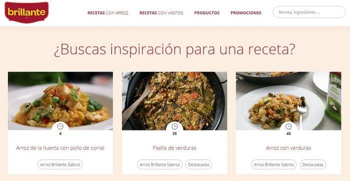 El Arrocetario: la web de recetas de arroz - La Cocina Alternativa