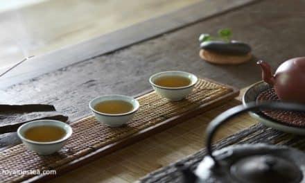 El momento del té y sentir la Vida…