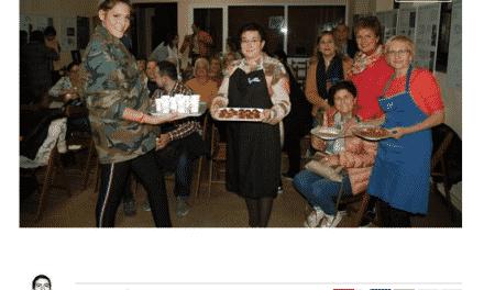 4 recetas con almendras: showcooking en Tudelilla