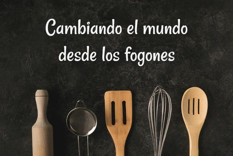 ¡Cocinar es revolucionario! ¿Qué vas a comer esta semana?