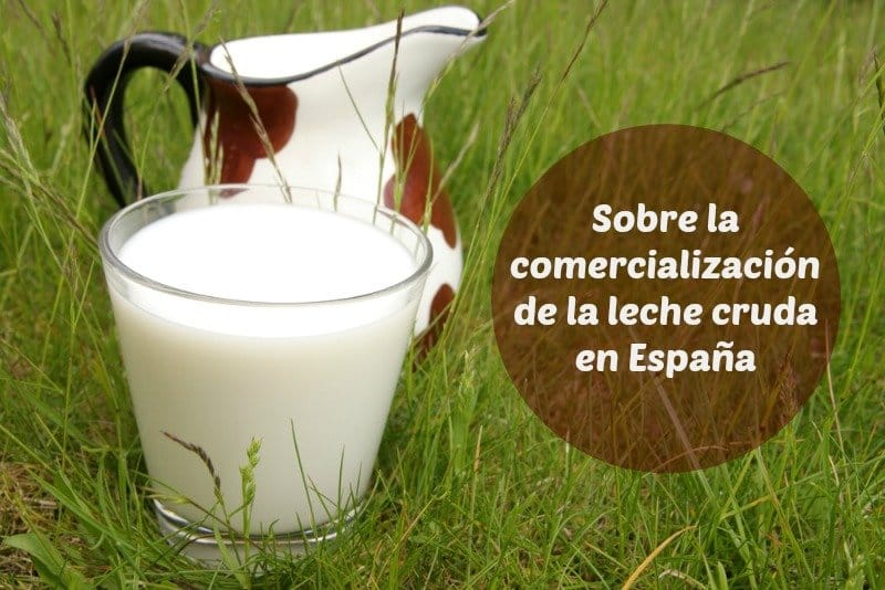 Blanco como la leche: la comercialización de leche cruda en España