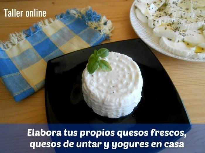 elaboración de quesos y yogures
