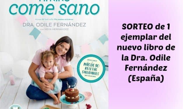 SORTEO del nuevo libro de la Dra Odile Fernández (España)