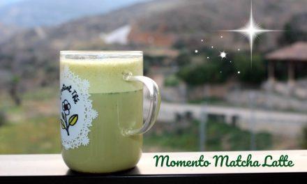 Mi Matcha Latte: un momento de pausa y claridad