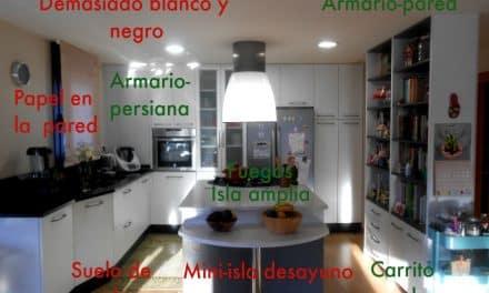 Mis 5 errores y 6 aciertos al diseñar mi cocina