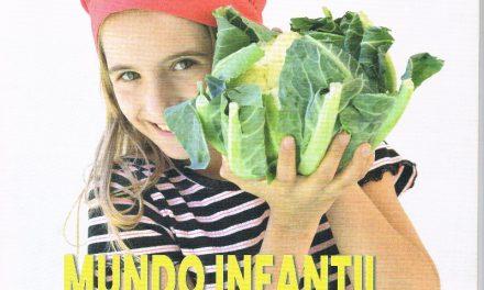 Alimentación infantil. Revista The Ecologist