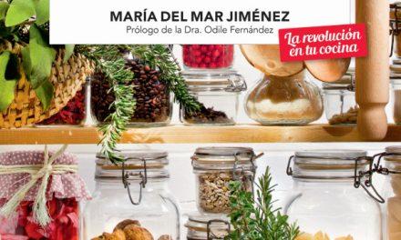 Mi libro «LA DESPENSA SALUDABLE: la revolución en tu cocina»