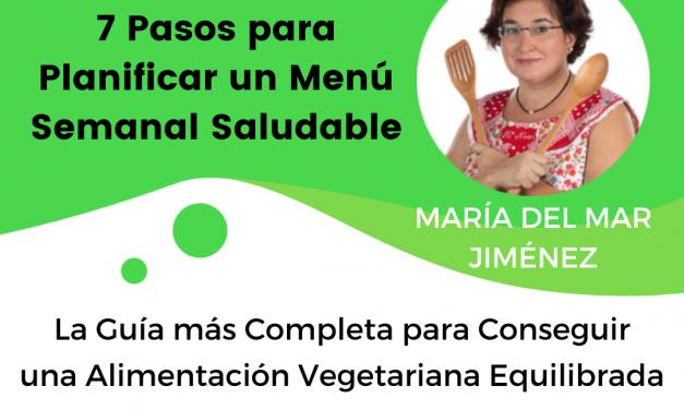 I Congreso Online Alimentación Vegetariana. ¡Y yo participo!