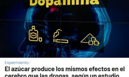 Azúcar, dopamina y drogas: otro motivo para dejarlo