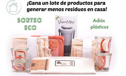 SORTEO de un eco-lote de productos de Conasi para evitar residuos en casa (España)