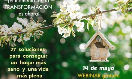 27 soluciones para conseguir un hogar más sano y una vida más plena: webinar