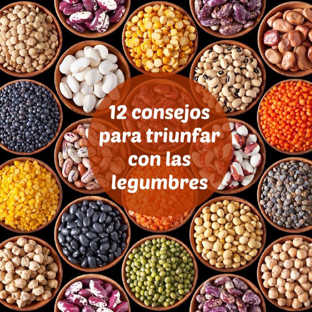 consejos para cocinar las legumbres