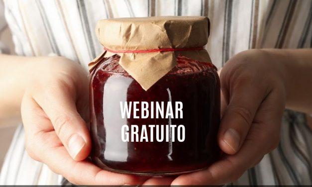 Webinar gratuito: 7 claves para preparar mermeladas y zumos más saludables