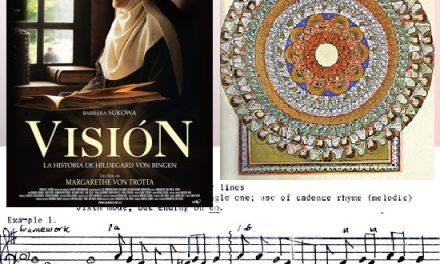 Mi admiración e inspiración por la santa y sabia Hildegarda Von Bingen