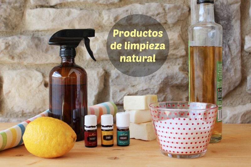 Limpieza natural del hogar: 11 productos y 7 recetas para usarlos