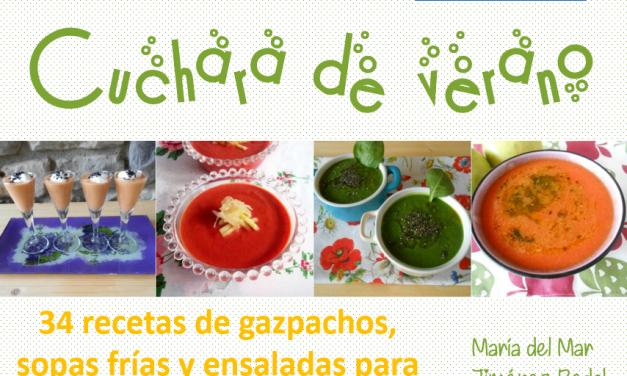CUCHARA DE VERANO: 34 recetas de gazpachos, sopas frías y ensaladas para beber
